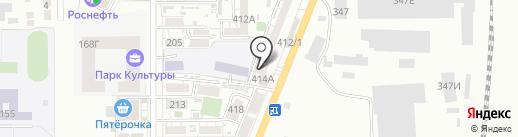 Автомагазин на карте Батайска