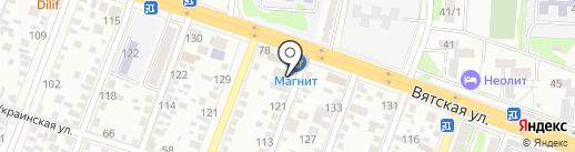 Wildberries на карте Ростова-на-Дону