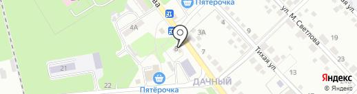 Ателье на карте Липецка