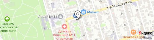 STAR CATS на карте Ростова-на-Дону