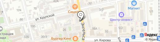 КПИ на карте Батайска