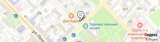 Центр Развития Добровольчества г. Рязани на карте Рязани