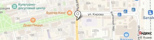 МТС на карте Батайска