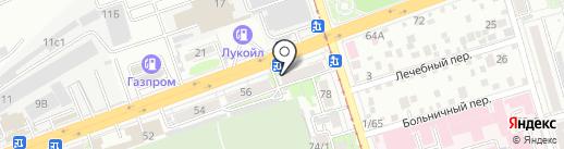 OZTI на карте Ростова-на-Дону