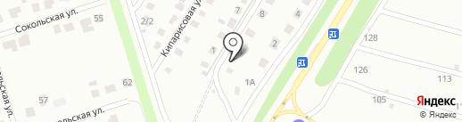 СК ЛипецкДом на карте Липецка