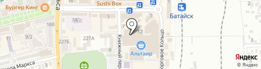 Мужской стиль на карте Батайска