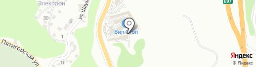 Big Car на карте Сочи