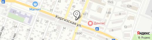 БУХЕН ХАУС на карте Ростова-на-Дону