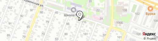 Шашлык-хаус на карте Ростова-на-Дону