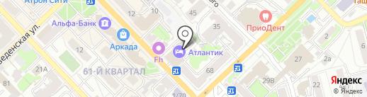 STREET FOOD на карте Рязани