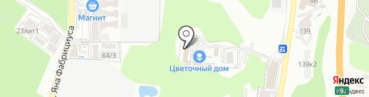 Ворк5 на карте Сочи