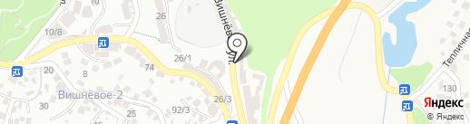Ломбард Центр на карте Сочи