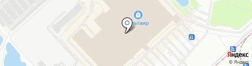 Кидсити на карте Ярославля