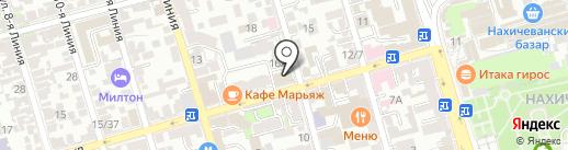 РС-ОЙЛОПТ на карте Ростова-на-Дону