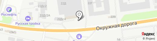 РЕАЛ-ПАРТС на карте Рязани