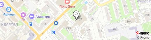 Kassy.ru на карте Рязани