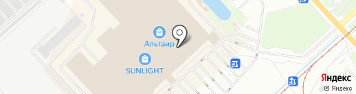Renaissance на карте Ярославля