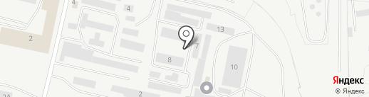 М-Пласт на карте Рязани