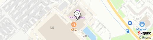 Хлеб из Тандыра на карте Ярославля