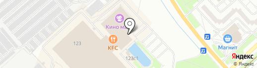 Brulleto на карте Ярославля