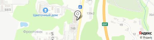 Генерремонт-Сочи на карте Сочи