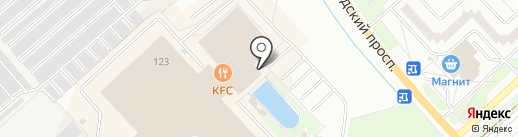 CoffeПей на карте Ярославля