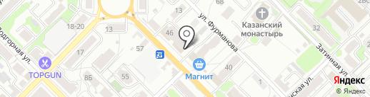 Онлайнтрейд.ру на карте Рязани