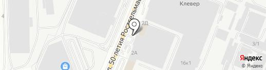 ZIAS на карте Ростова-на-Дону