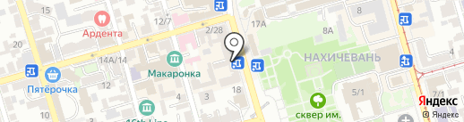 Восстановительная медицина на карте Ростова-на-Дону