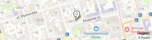 Ibolit на карте Ростова-на-Дону