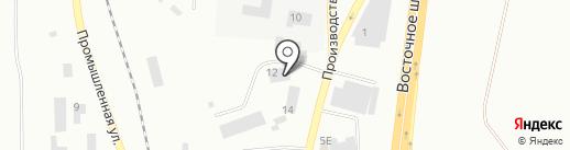 Бэхтранс-Сервис на карте Батайска