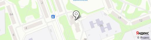 tober.ru на карте Северодвинска