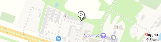 ЕВРОСТАНДАРТ на карте Карачихи