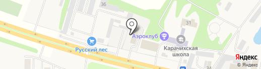 Лидер Фасада на карте Карачихи