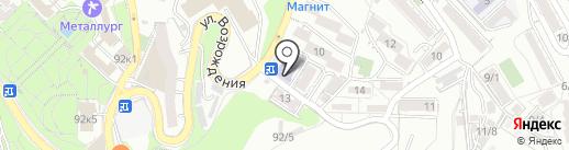 Автошкола на карте Сочи