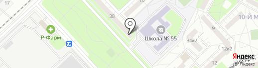 Трейд Групп на карте Ярославля