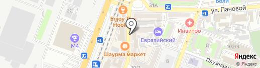 Ростовэлектросеть на карте Ростова-на-Дону