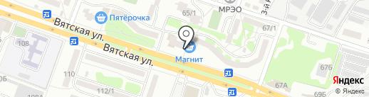 У Иваныча на карте Ростова-на-Дону