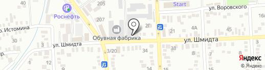Статус Эксперт на карте Батайска
