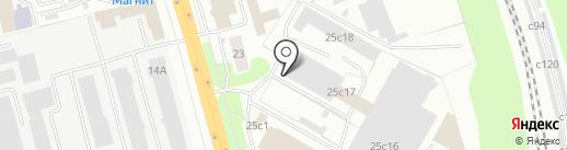 Гранит Центр на карте Рязани