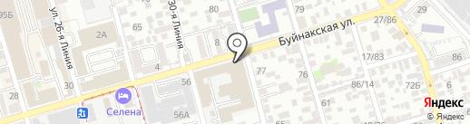 Все для дома на карте Ростова-на-Дону