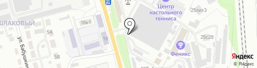 АвтоVIKA на карте Рязани