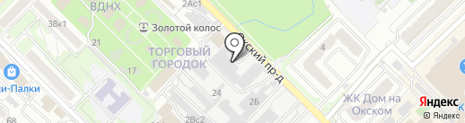 Газ в Авто на карте Рязани
