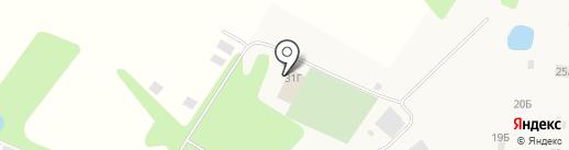 Астел на карте Карачихи