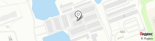 АвтоМастер на карте Северодвинска