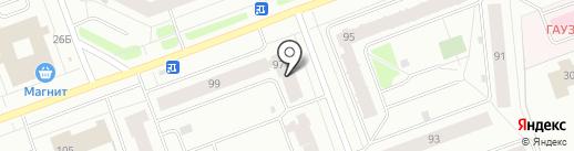 Ресо-Гарантия, СПАО на карте Северодвинска