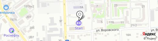Офисная Техника на карте Батайска