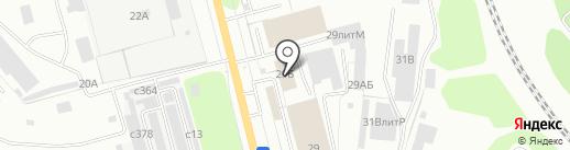 Fractal company на карте Рязани