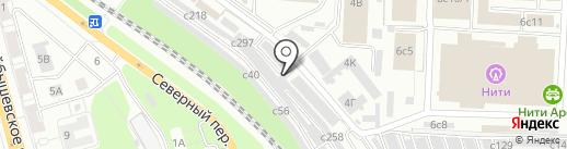 АвтоАтлант на карте Рязани