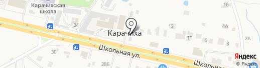 ЯрВинторг на карте Карачихи